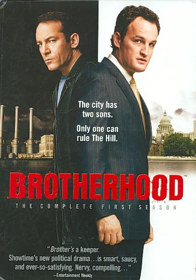 BROTHERHOOD:COMPLETE FIRST SEASON BY BROTHERHOOD (DVD)